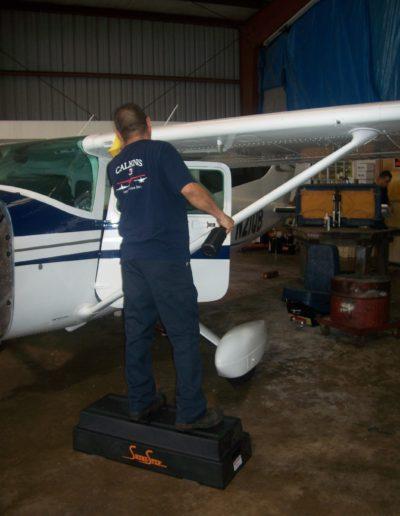 Aviation Step Stools 001