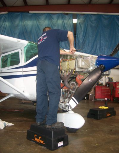 Aviation Step Stools 007