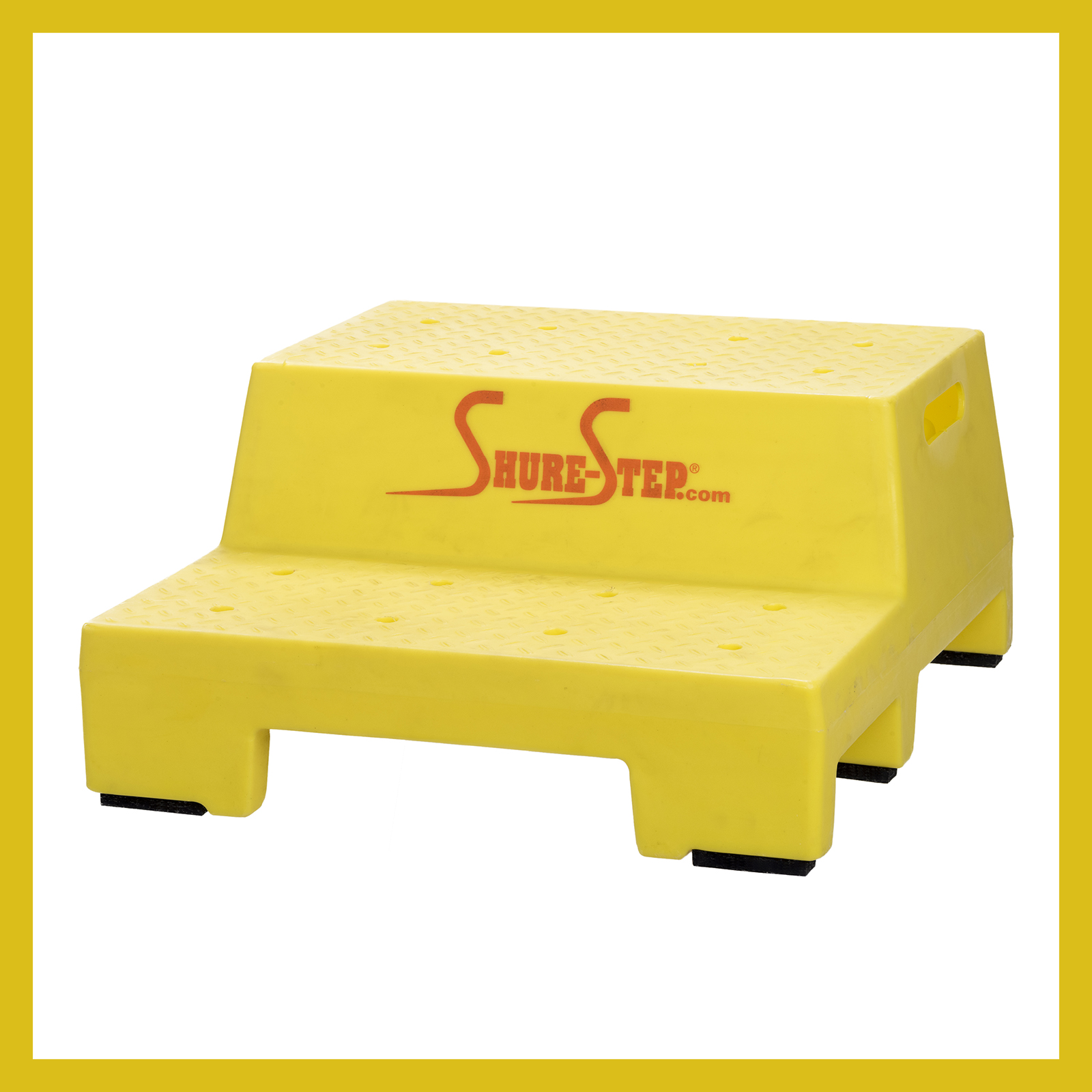 Bus Mechanic Step Yellow Shure Step Com